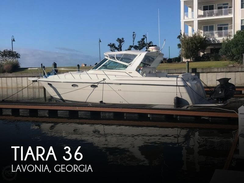 Used Boats For Sale in Greenville, South Carolina by owner | 1995 Tiara 36