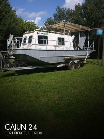 Used CAJUN Boats For Sale by owner | 1983 Cajun 24