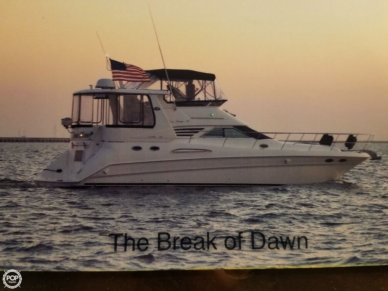 Sea Ray 420 Aft Cabin, 45', for sale - $139,000