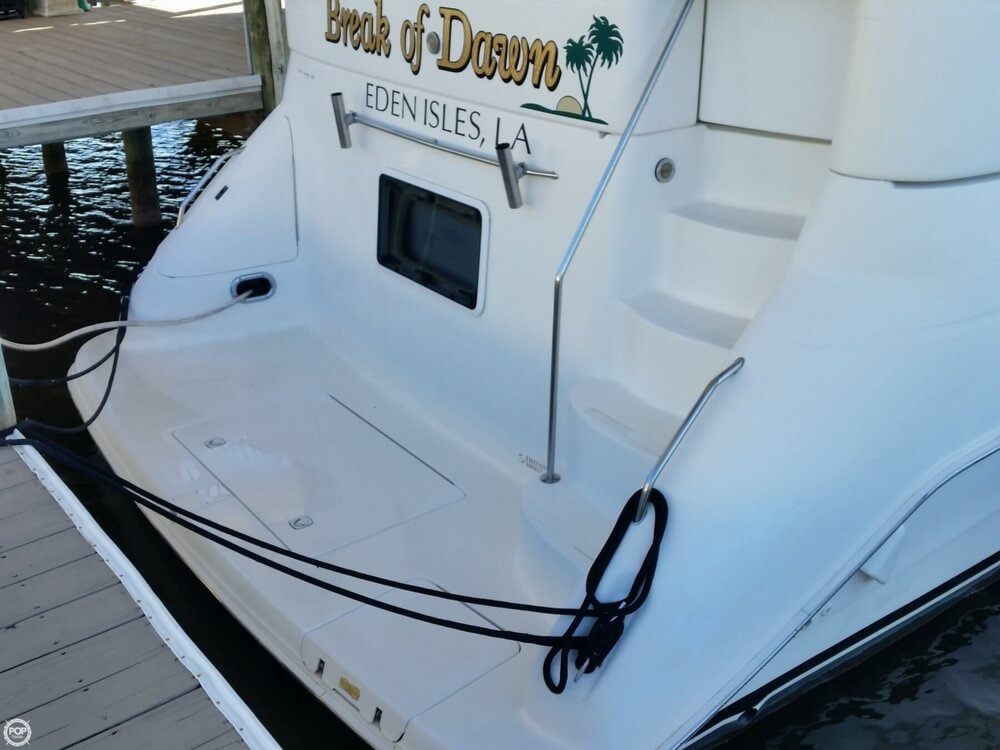 1999 Sea Ray boat for sale, model of the boat is 420 Aft Cabin & Image # 13 of 40
