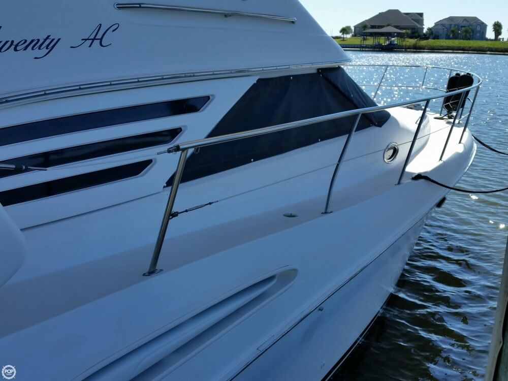 1999 Sea Ray boat for sale, model of the boat is 420 Aft Cabin & Image # 15 of 40