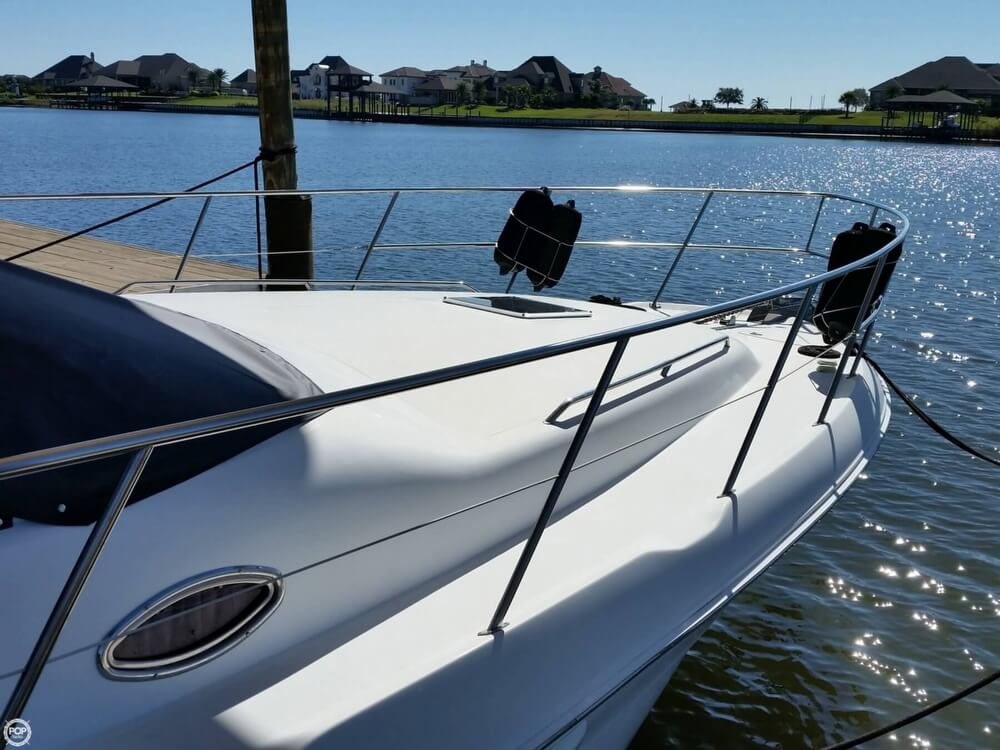 1999 Sea Ray boat for sale, model of the boat is 420 Aft Cabin & Image # 16 of 40