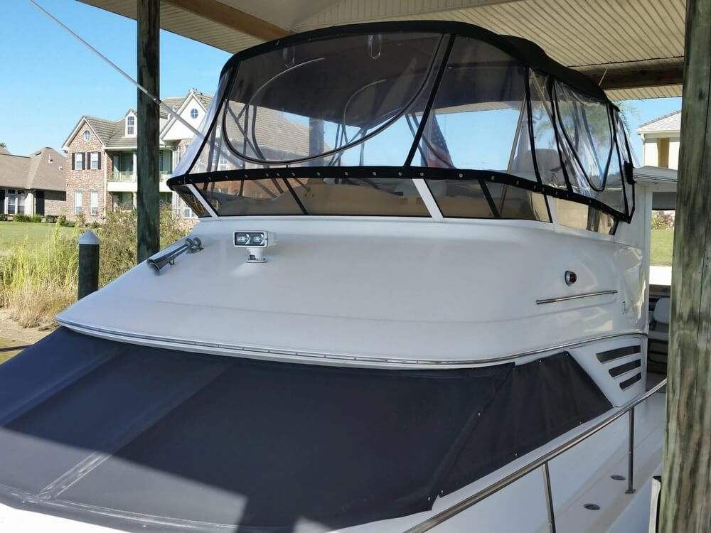1999 Sea Ray boat for sale, model of the boat is 420 Aft Cabin & Image # 23 of 40