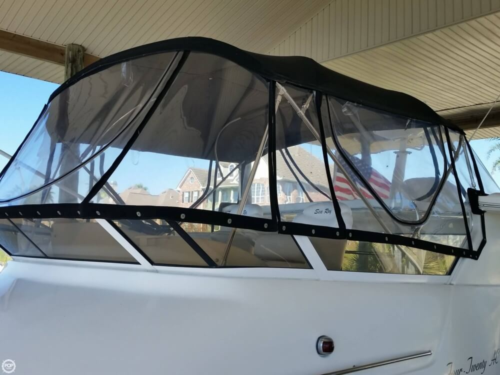 1999 Sea Ray boat for sale, model of the boat is 420 Aft Cabin & Image # 24 of 40