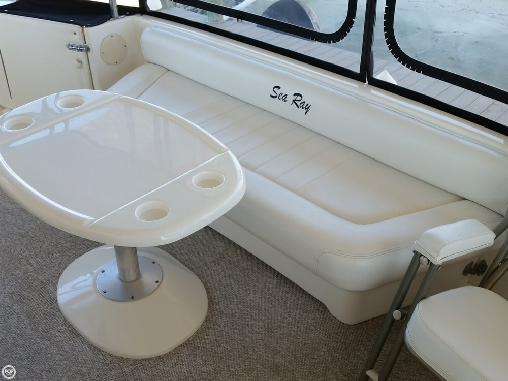 1999 Sea Ray boat for sale, model of the boat is 420 Aft Cabin & Image # 4 of 40