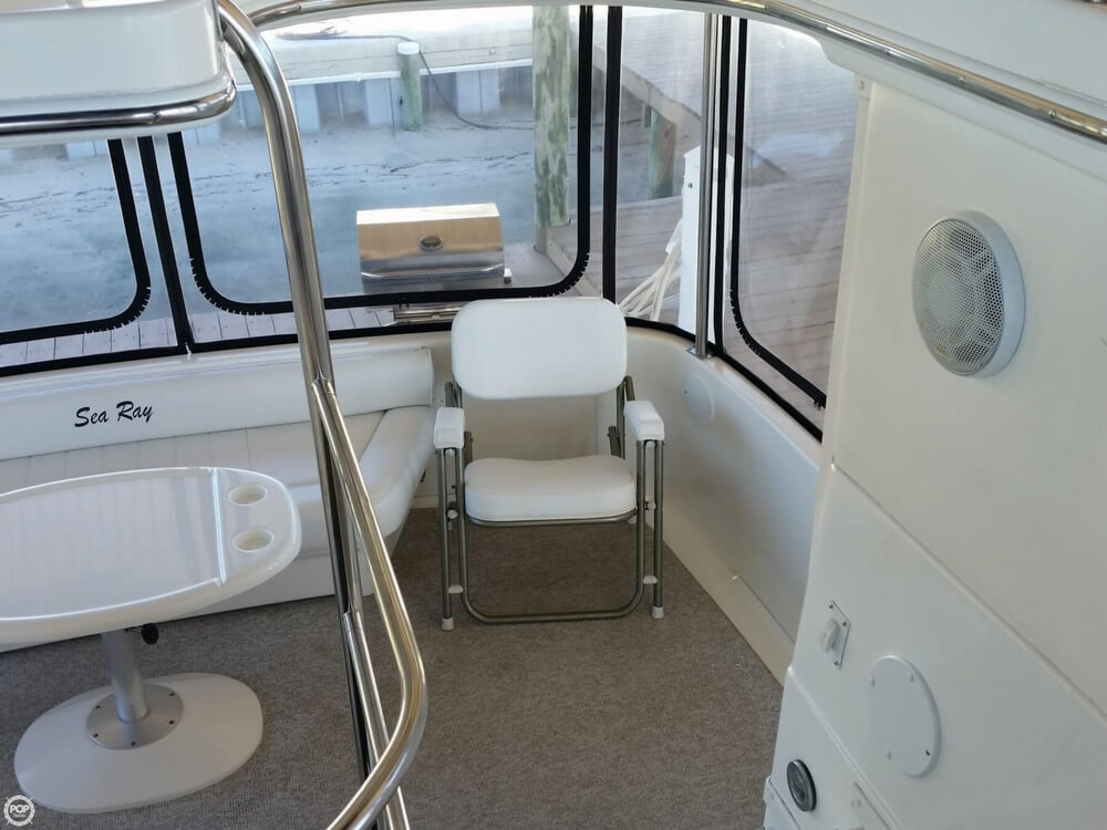1999 Sea Ray boat for sale, model of the boat is 420 Aft Cabin & Image # 30 of 40