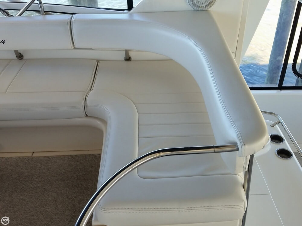 1999 Sea Ray boat for sale, model of the boat is 420 Aft Cabin & Image # 6 of 40