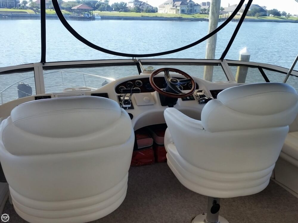 1999 Sea Ray boat for sale, model of the boat is 420 Aft Cabin & Image # 35 of 40