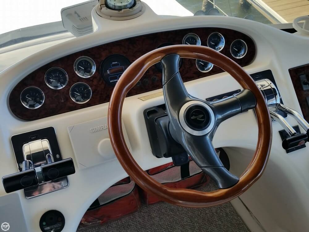 1999 Sea Ray boat for sale, model of the boat is 420 Aft Cabin & Image # 36 of 40
