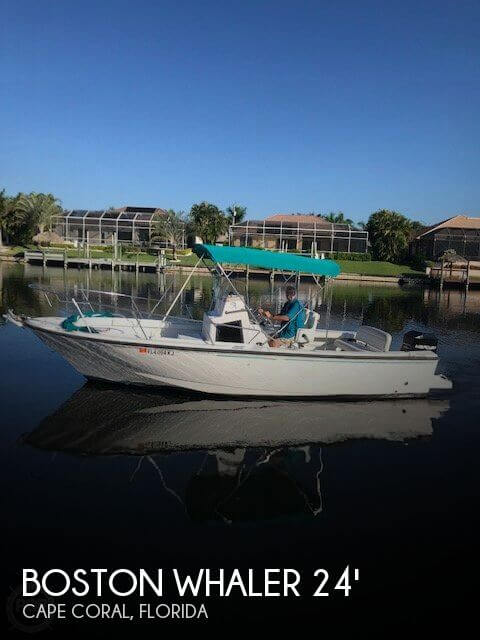 Used Boston Whaler 24 Boats For Sale by owner | 1997 Boston Whaler 240 Outrage