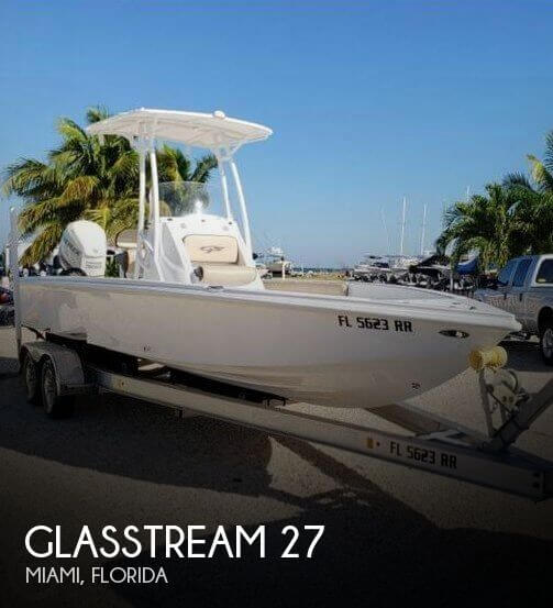 Used Glasstream Boats For Sale by owner | 2016 Glasstream 27