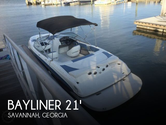 Used Bayliner Boats For Sale in Georgia by owner | 2012 Bayliner 21