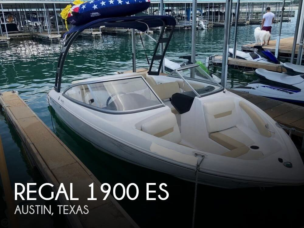 Used Regal 19 Boats For Sale by owner | 2017 Regal 19