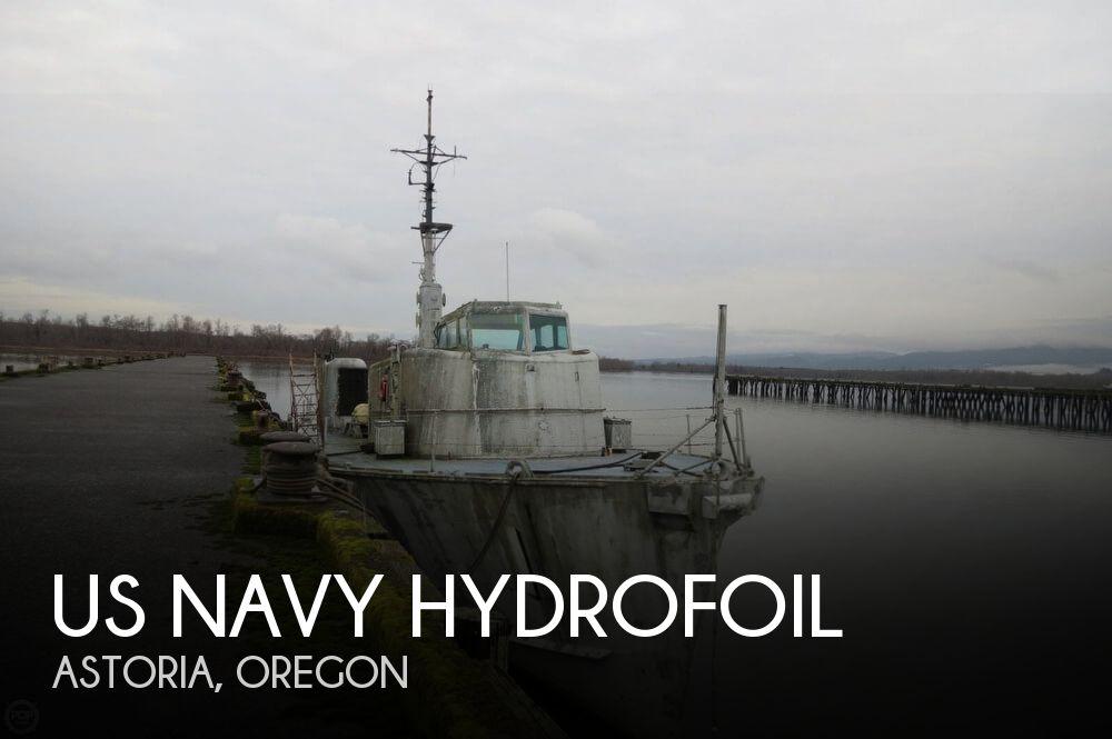 1962 US Navy Hydrofoil 115
