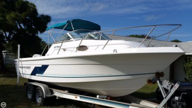 Aquasport 215 Explorer, 21', for sale - $15,000