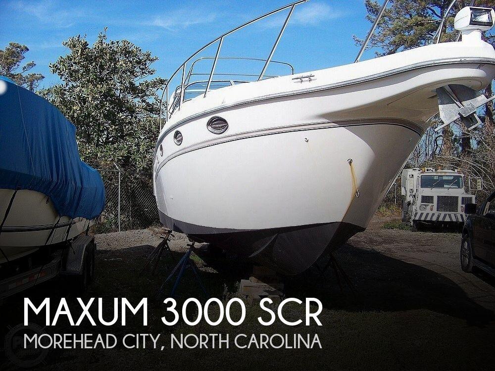 2000 MAXUM 3000 SCR for sale
