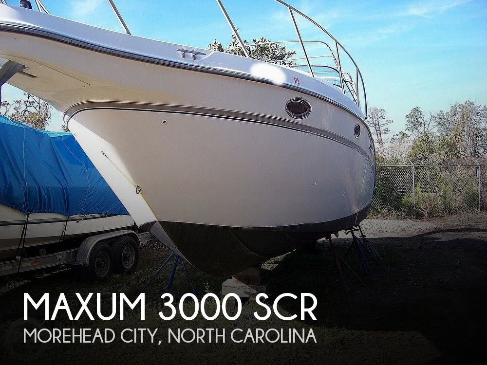 2000 MAXUM 3000 SCR for sale