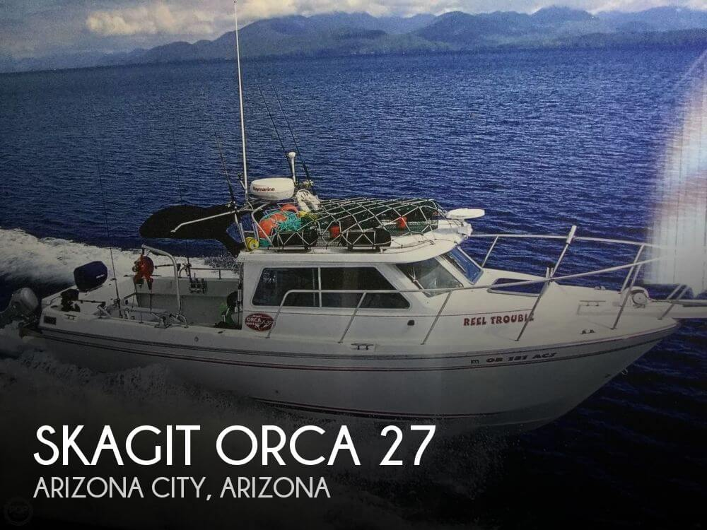 Used Skagit Orca Boats For Sale by owner | 1999 Skagit Orca 27