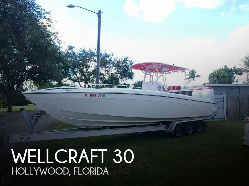 Used Wellcraft 30 Boats For Sale by owner | 1985 Wellcraft 30