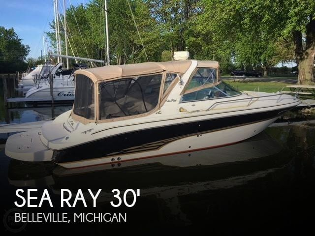 Used Sea Ray 30 Boats For Sale by owner | 2001 Sea Ray 30
