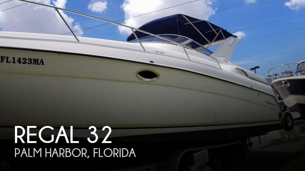 Used Regal Boats For Sale in Florida by owner   1999 Regal 32