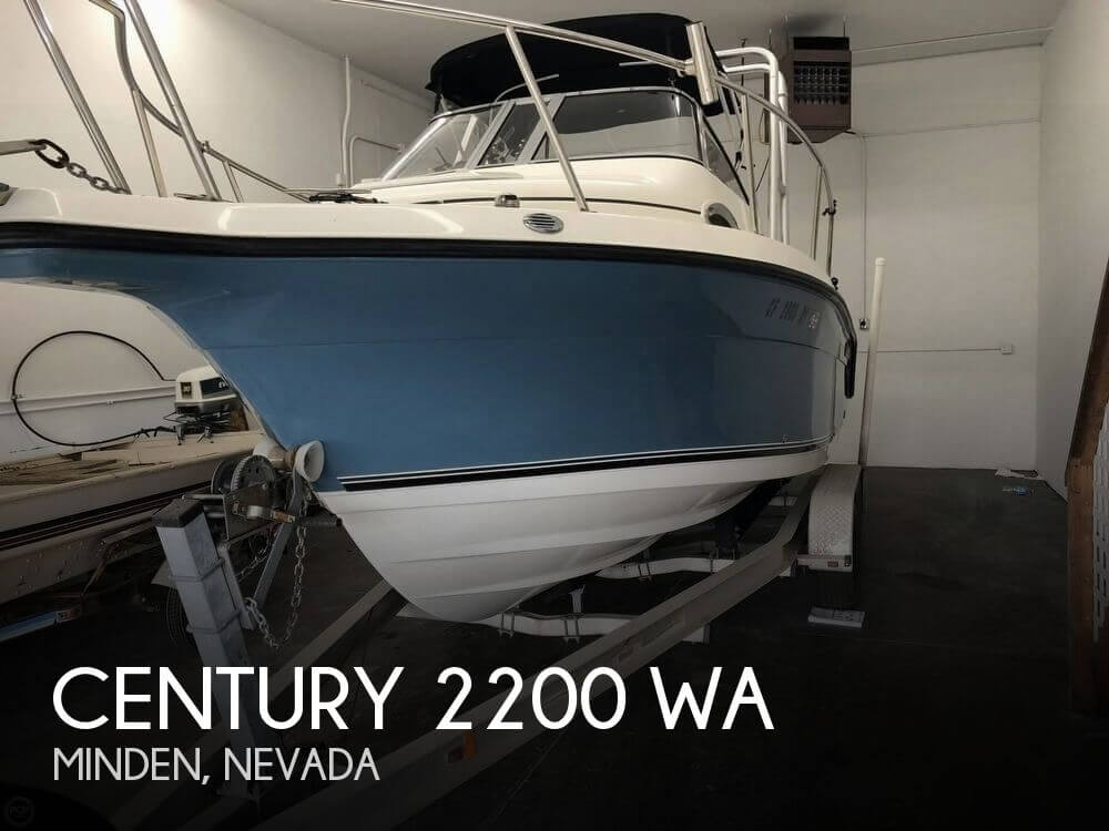 Used Boats For Sale in Reno, Nevada by owner | 2008 Century 22