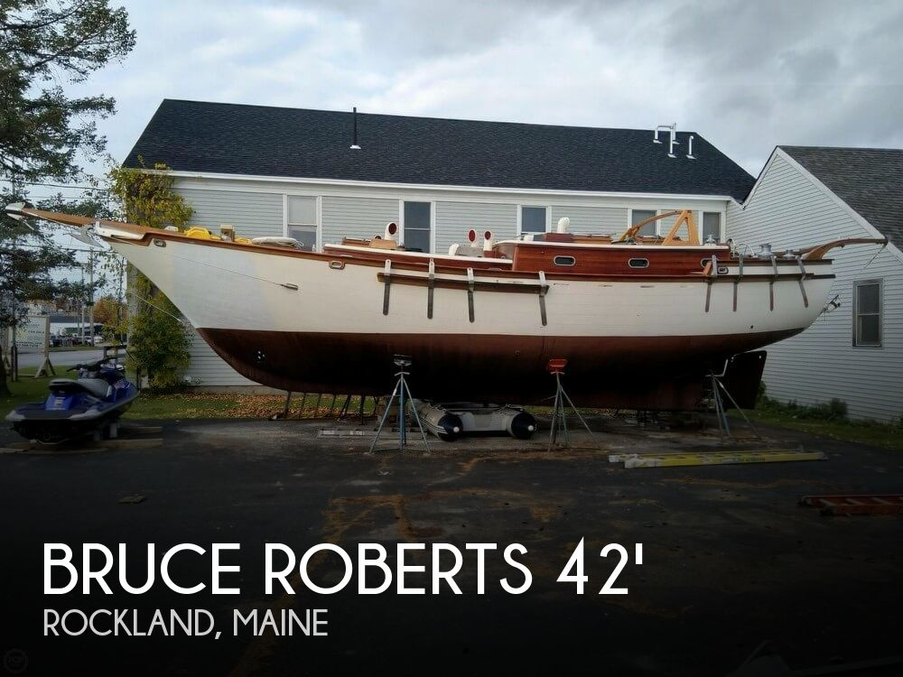 Used Bruce Roberts Boats For Sale by owner | 2007 Bruce Roberts 49
