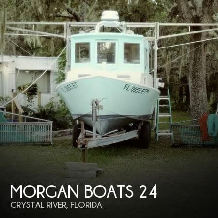 Used Morgan Boats For Sale by owner | 1984 Morgan Boats 24