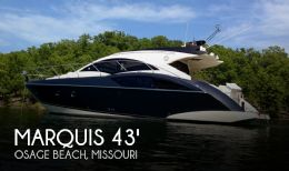 2008 Marquis 40 Sport Coupe (SC)