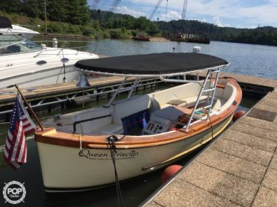 Uniflite Whaleboat 26, 26, for sale - $25,000