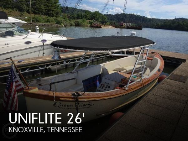 Used Uniflite Boats For Sale by owner | 1968 Uniflite 26
