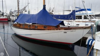 Cheoy Lee Offshore 40, 39', for sale - $17,500