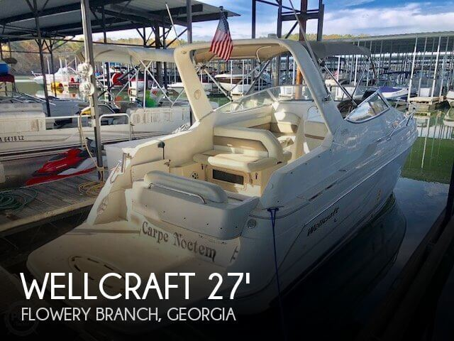 Used Wellcraft 26 Boats For Sale by owner | 2000 Wellcraft 2600 Martinique