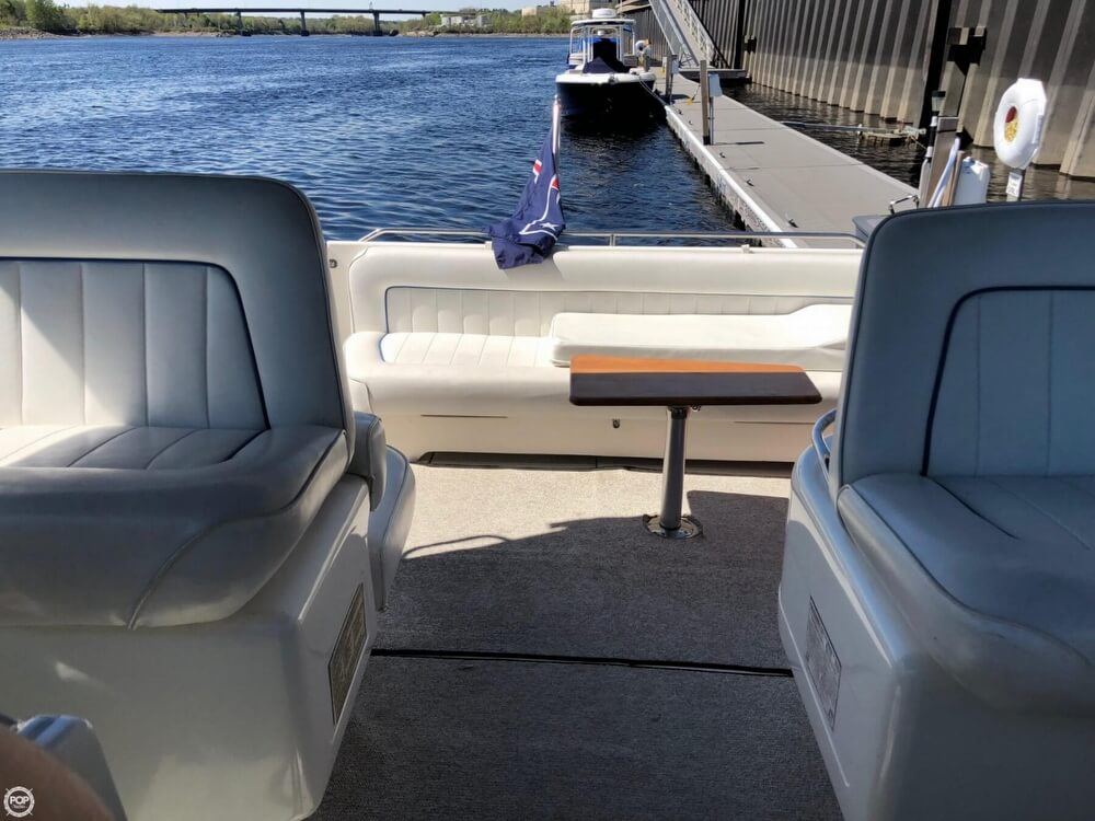 1994 Sea Ray boat for sale, model of the boat is 37 Express Cruiser & Image # 6 of 33