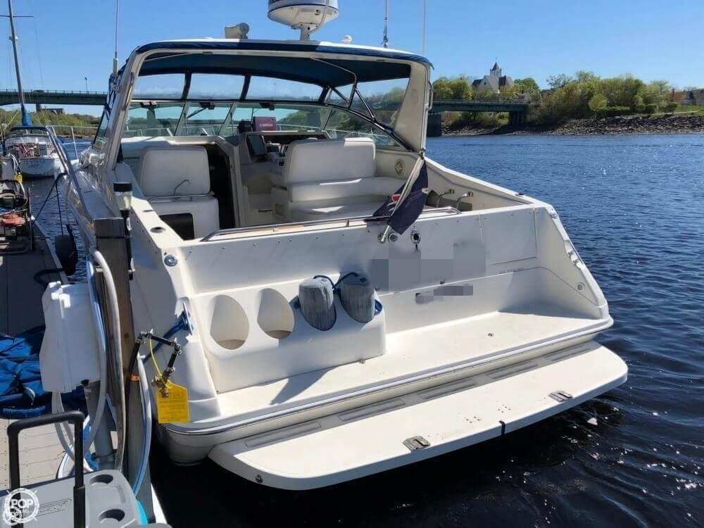 1994 Sea Ray boat for sale, model of the boat is 37 Express Cruiser & Image # 8 of 33