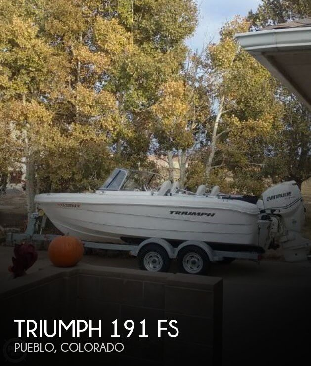 Used Triumph Boats For Sale by owner | 2011 Triumph 19