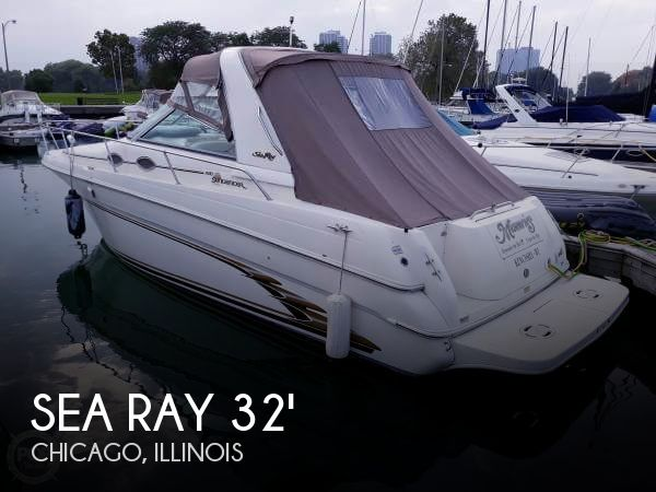 Used Sea Ray 32 Boats For Sale by owner | 1997 Sea Ray 32