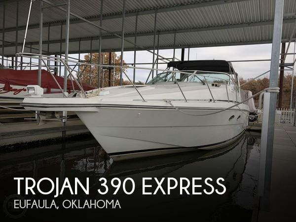 Used Boats For Sale in Tulsa, Oklahoma by owner | 1995 Trojan 39