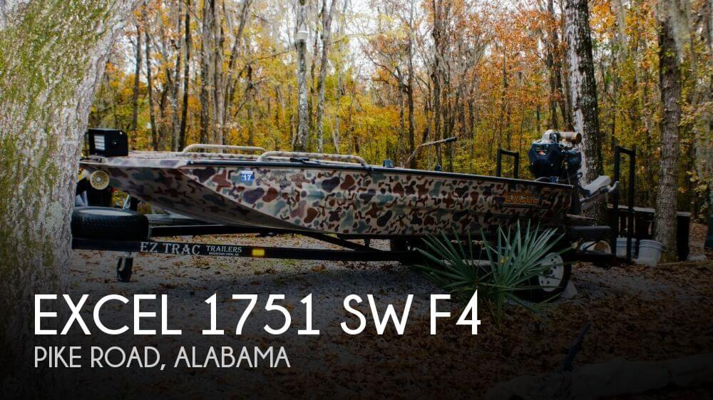 2014 EXCEL 1751 SW F4 for sale