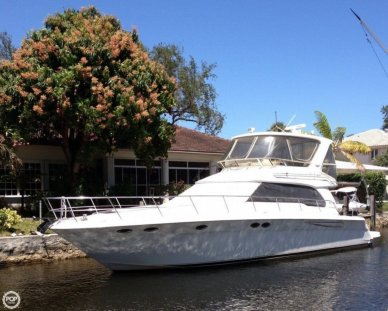 Sea Ray 480 Sedan Bridge, 54', for sale - $188,000