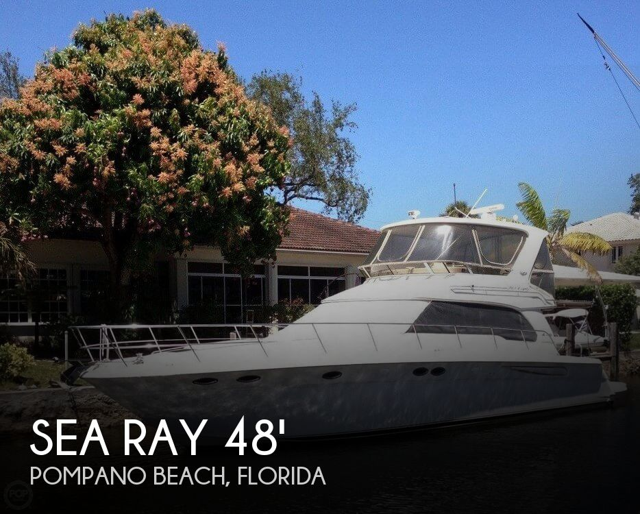 Used Sea Ray Boats For Sale by owner | 2000 Sea Ray 48