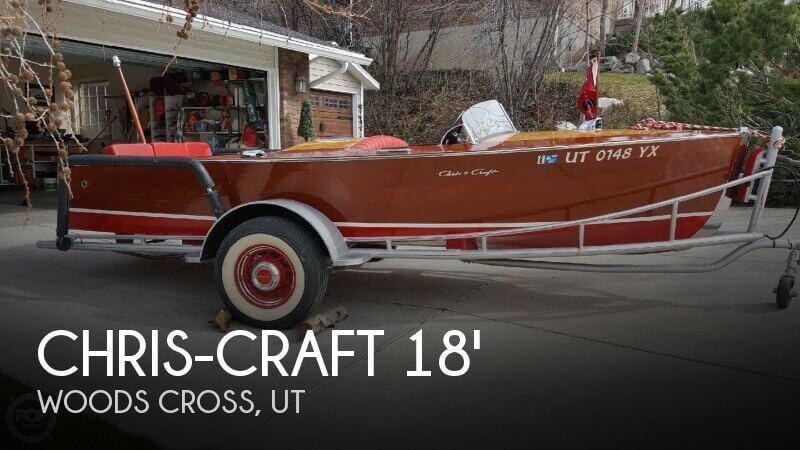 1948 Chris-Craft 18 - image 1