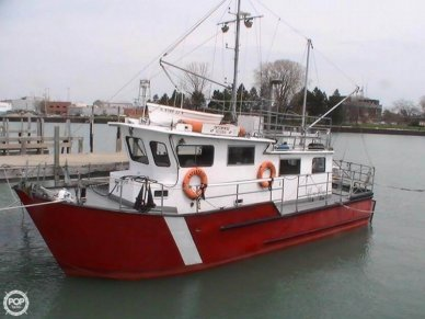 Martin 40 Dive Trawler, 40', for sale - $55,000