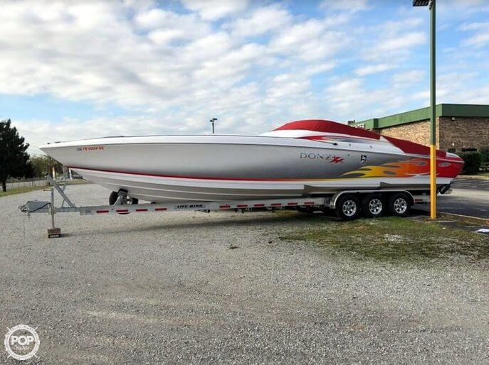 Used Donzi performance-boats For Sale » POP Yachts