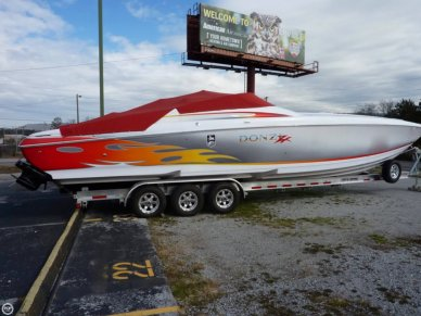 Donzi 38ZX Daytona, 38, for sale