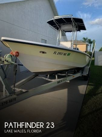 Used Pathfinder Boats For Sale by owner | 2003 Pathfinder 23