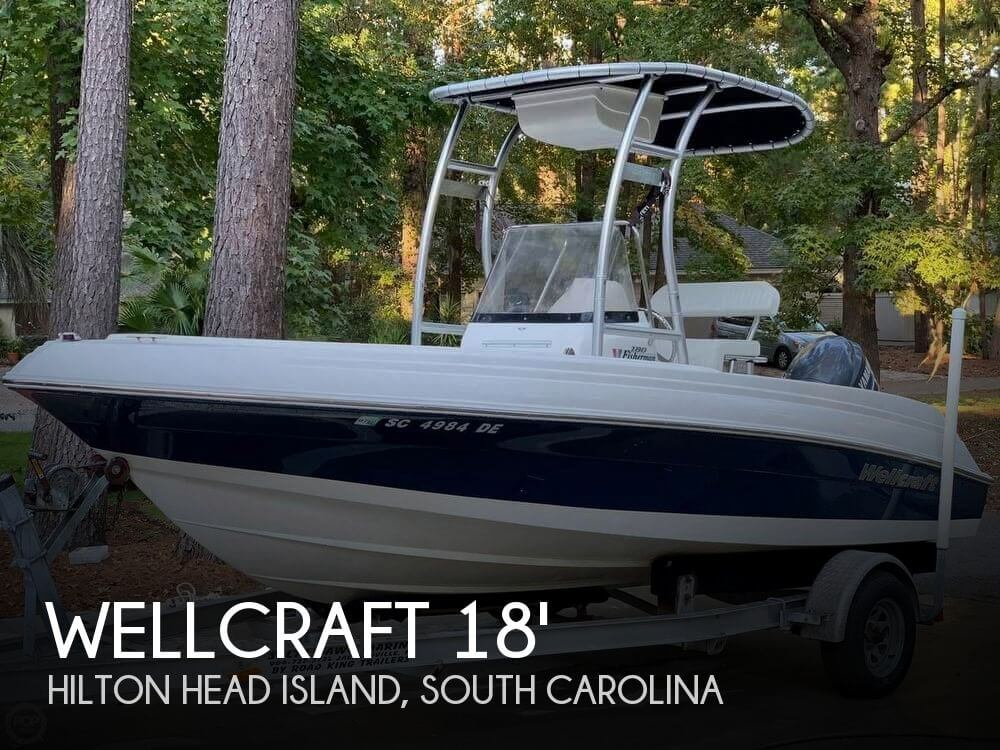 Used Wellcraft 18 Boats For Sale by owner | 2005 Wellcraft 18