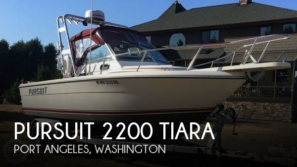 Used Pursuit Boats For Sale by owner | 1985 Pursuit 22