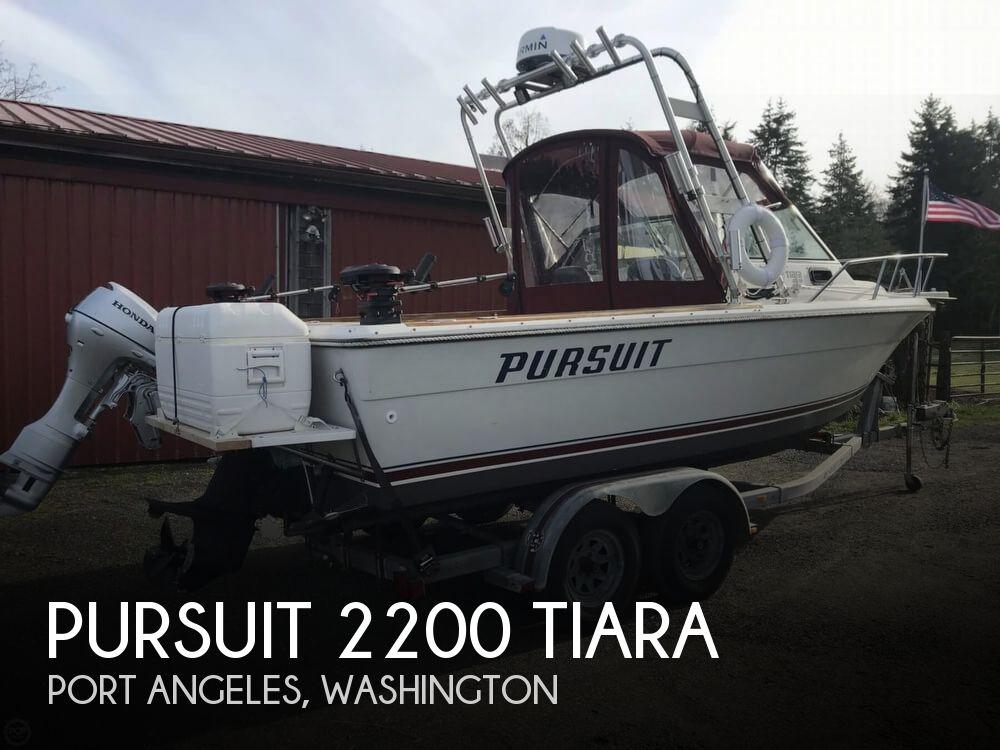 1985 PURSUIT 2200 TIARA for sale
