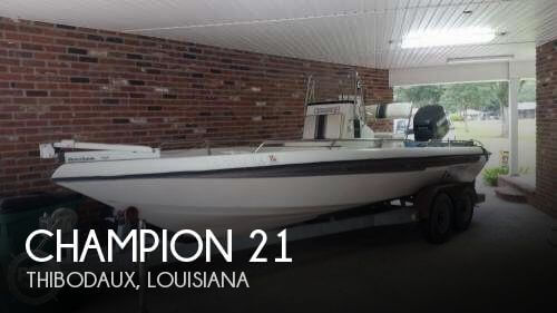 Used Boats For Sale by owner | 1998 Champion 21